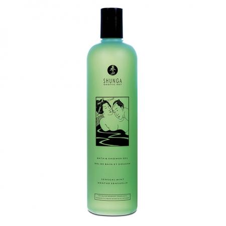 Shunga Shower Gel Sensual Mint