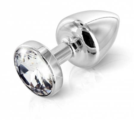 Image of Anni Analplug Round T1 silver