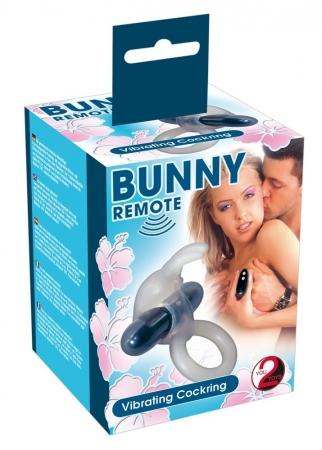 Bunny Remote Cockring