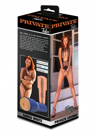Image of Private Tarra White Pussy Masturbator