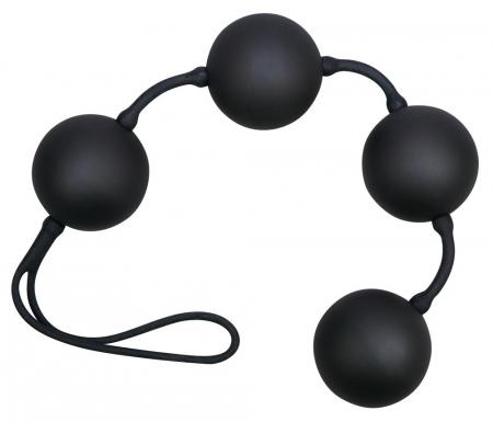 Image of Black Velvet Balls