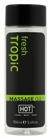 Massage Oil Tropic
