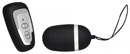 Wireless Vibro Egg black