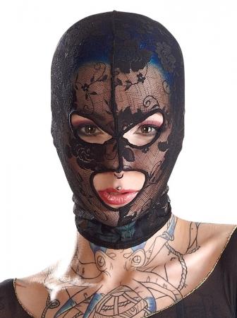 Bad Kitty Spitzen-Maske