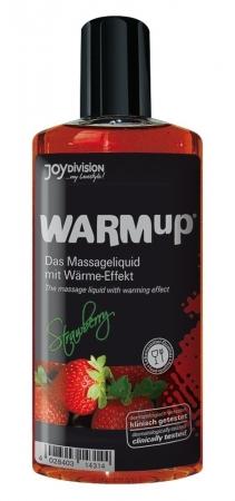 Warm Up Massagegel Strawberry