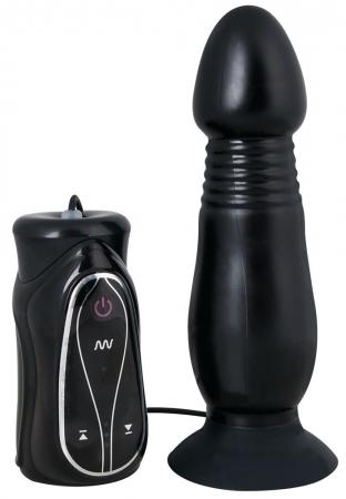 Anal Pusher Vibrator