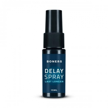 Image of Boners Delay Spray