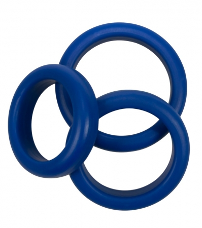 Blue Mate Penisring-Set