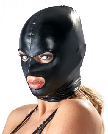 Bad Kitty Bondage Maske