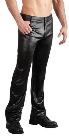 Image of Svenjoyment Wetlook Jeans