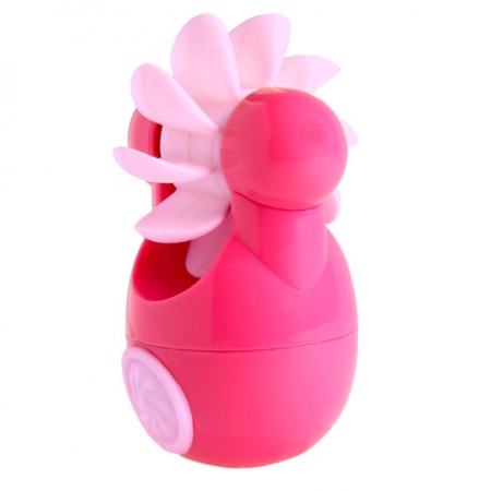 Image of Sqweel Go Oral Sextoy Pink