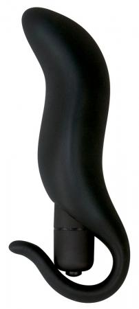 Black Velvets Vibro Buttplug