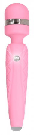 Pillow Talk Cheeky Massager pink