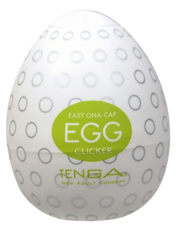 Tenga Egg Single Clicker