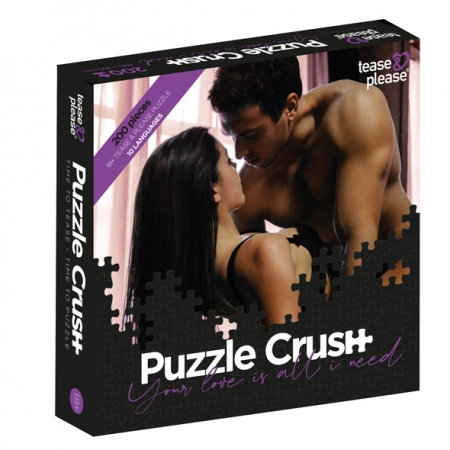 Image of Puzzle Crush - Your Love is all I need