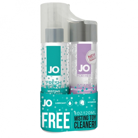 Image of System JO - Agape Misting Toy Cleaner