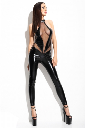 Image of Demoniq Catsuit Angela