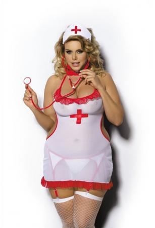 Image of Anais Plus Shane Dress