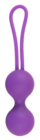 Smile Kegelballs purple
