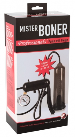 Mister Boner Professional Pump