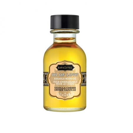 Kama Sutra Oil of Love Vanilla Creme