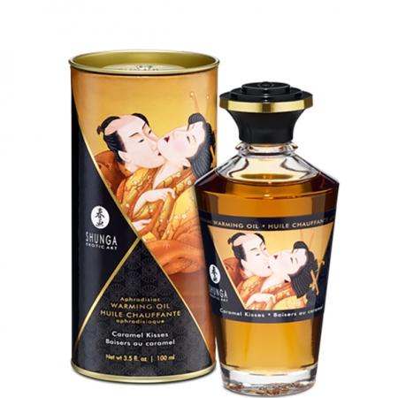 Aphrodisiac Oil Caramel Kisses
