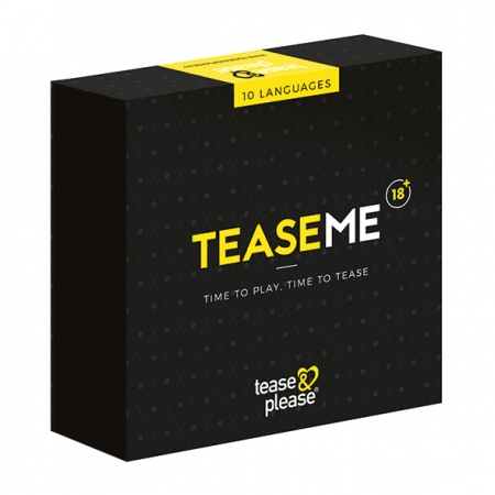 Image of Tease Me - Time to Play