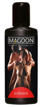 Magoon Oil Erdbeere