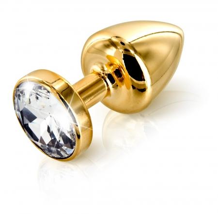 Image of Anni Analplug Round T1 gold