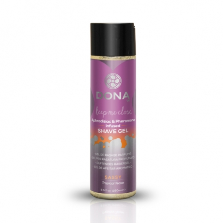 Image of Dona Shave Gel Tropical Tease