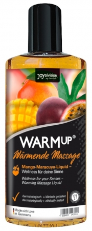 Warm Up Massagegel Mango
