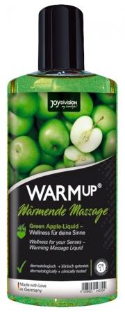 Warm Up Massage Gel Green Apple