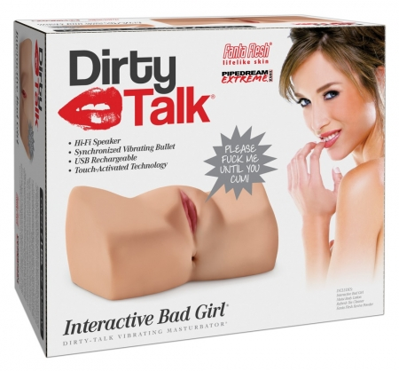 Dirty Talk Interactive Badgirl