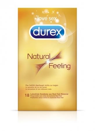 Image of Durex Natural Feeling Kondome