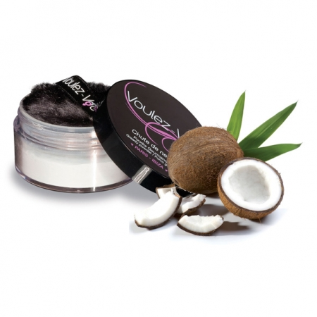 Image of Voulez-Vous Body Powder Coconut