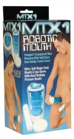 Robotic Mouth Masturbator