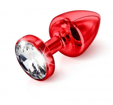 Image of Anni Analplug Round T1 red