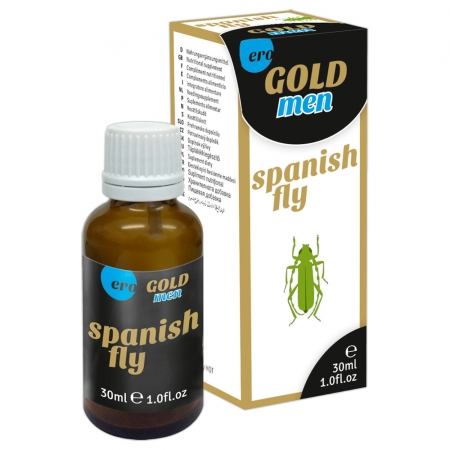 Spanish Fly Men Gold