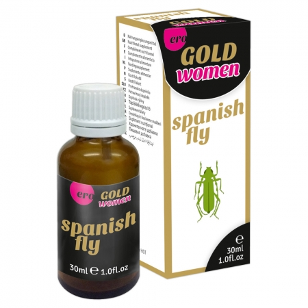 Spanish Fly Woman Gold