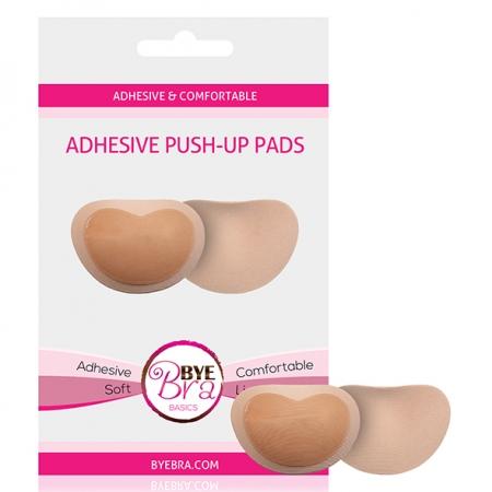 Image of Bye Bra Adhesive Push-Pads Nude