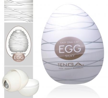 Tenga Egg Single Silky
