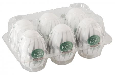 Tenga Egg Thunder 6er