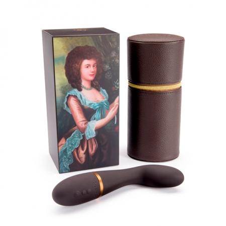 Image of Coco de Mer Georgina G-Spot Vibrator