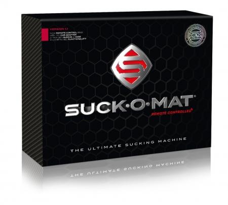 Suck-O-Mat Remote Controlled