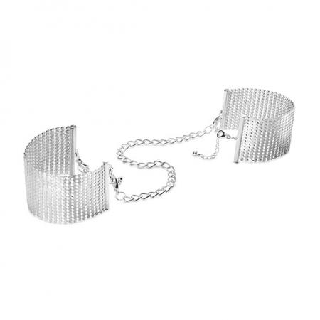 Désir Metallique Cuffs Silver