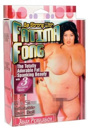 Fatima Fong Lovedoll
