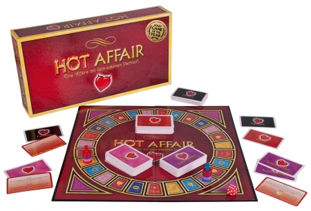Image of Hot Affair Spiel