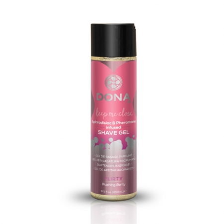 Image of Dona Shave Gel Blushing Berry