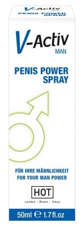 Penis Power Spray