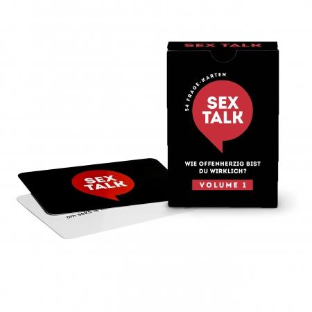 Image of Sex Talk Volume 1